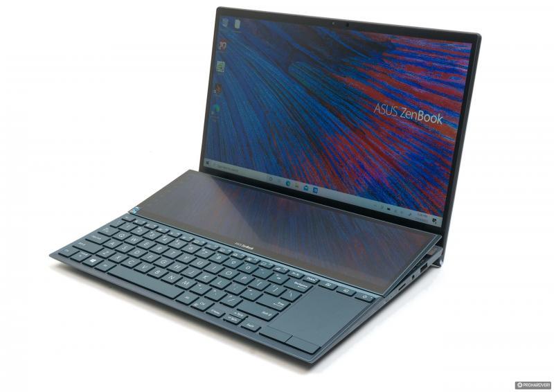 Frissítve 2021-re: íme a ZenBook Duo UX482